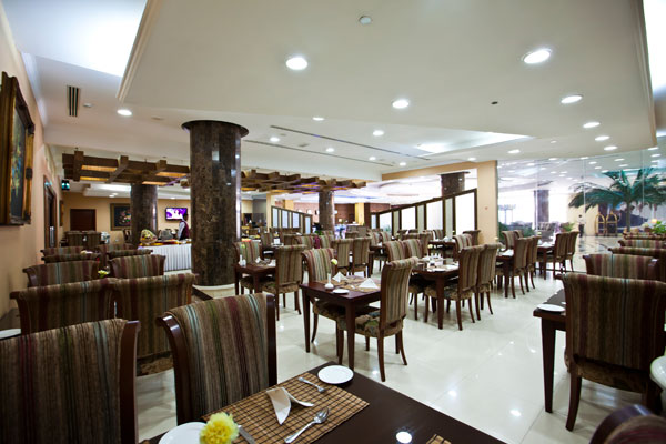 Hotel Cassels Al Barsha 4* - Dubai 8