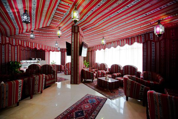Hotel Cassels Al Barsha 4* - Dubai 9