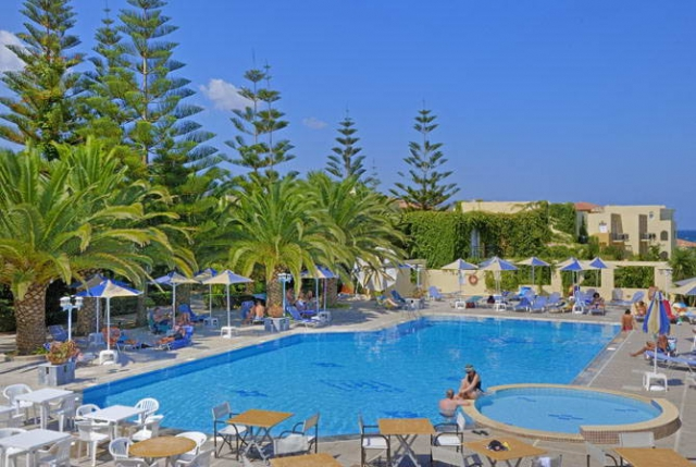 Hotel Vantaris Beach 4* - Creta Chania  3