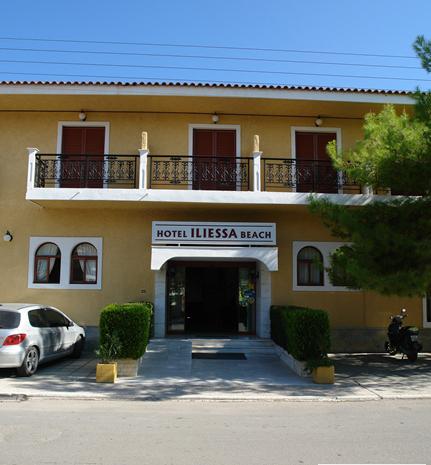 Hotel Iliessa Beach 3* - Zakynthos Argassi 3