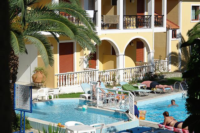 Hotel Iliessa Beach 3* - Zakynthos Argassi 4