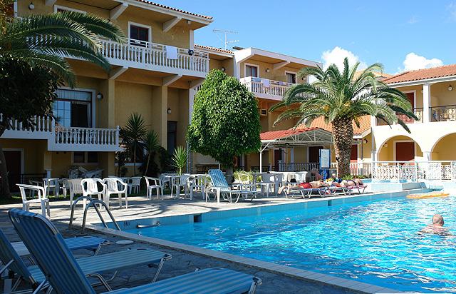 Hotel Iliessa Beach 3* - Zakynthos Argassi 6
