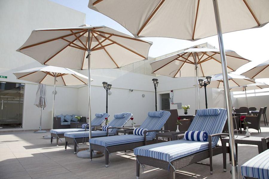 Hotel Grand Excelsior Al Barsha 4* - Dubai 6