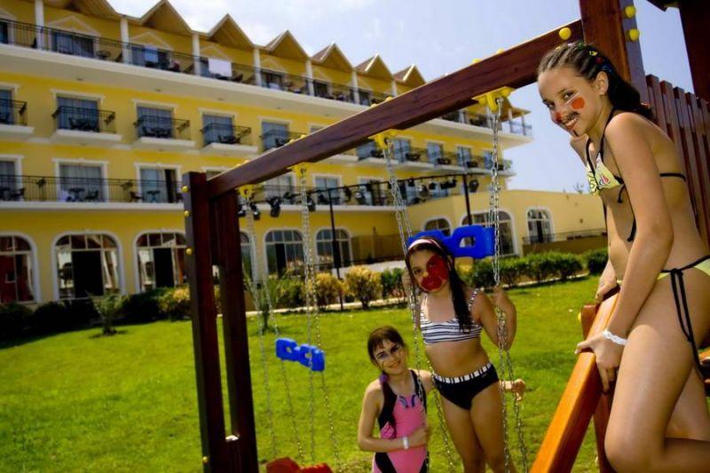 Hotel L'Oceanica Beach 5* - Kemer 4