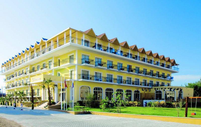 Hotel L'Oceanica Beach 5* - Kemer 3