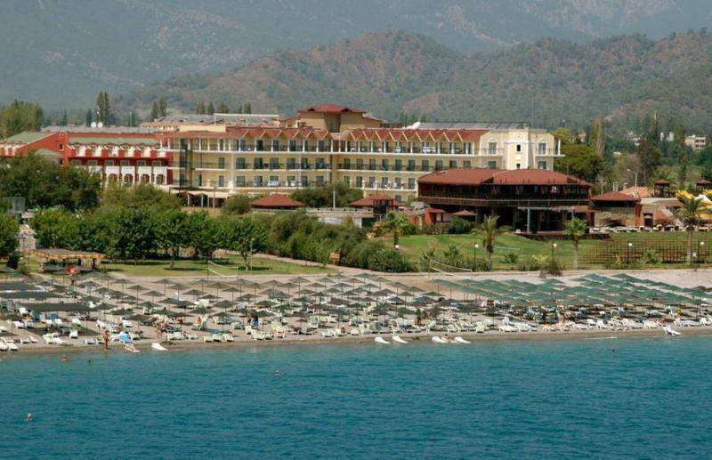 Hotel L'Oceanica Beach 5* - Kemer 2