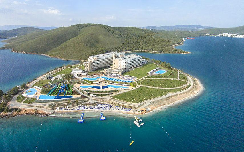 Hotel La Blanche Island 5* - Bodrum