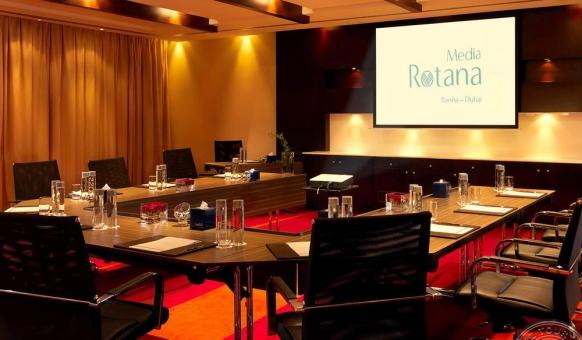 Hotel Media Rotana 5* - Dubai 6