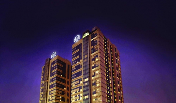 Hotel Media Rotana 5* - Dubai 22