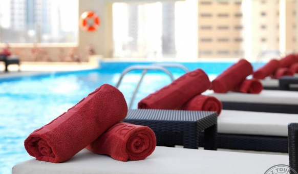 Hotel Media Rotana 5* - Dubai 5