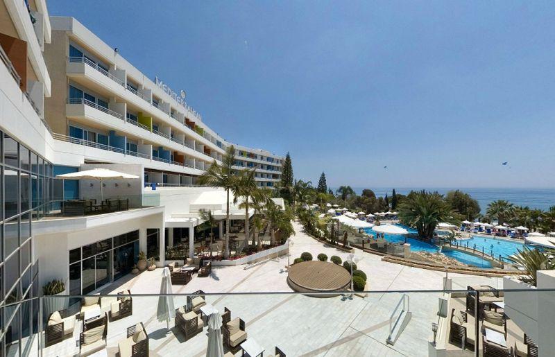 Hotel Mediterranean Beach 4* - Cipru 14