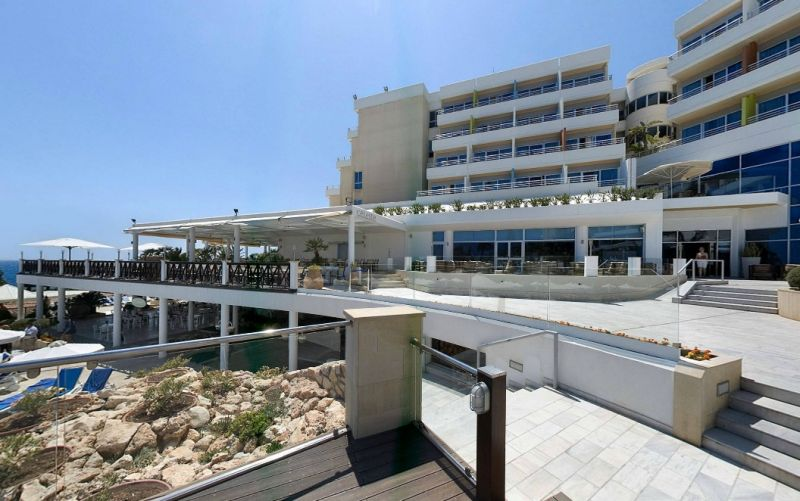 Hotel Mediterranean Beach 4* - Cipru 21
