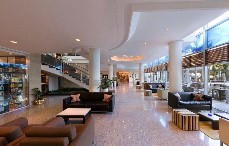Hotel Mediterranean Beach 4* - Cipru 25