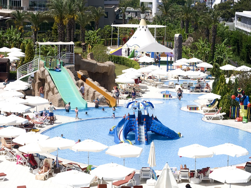 Hotel Miracle Resort 5* - Antalya 20