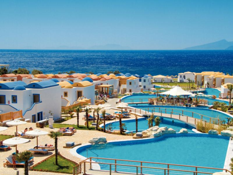 Hotel Mitsis Blue Domes Exclusive Resort & Spa 5* - Kos