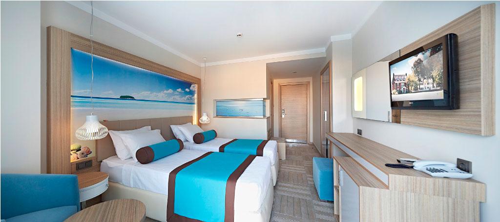 Hotel Blue Bay Platinum 5* - Marmaris 9