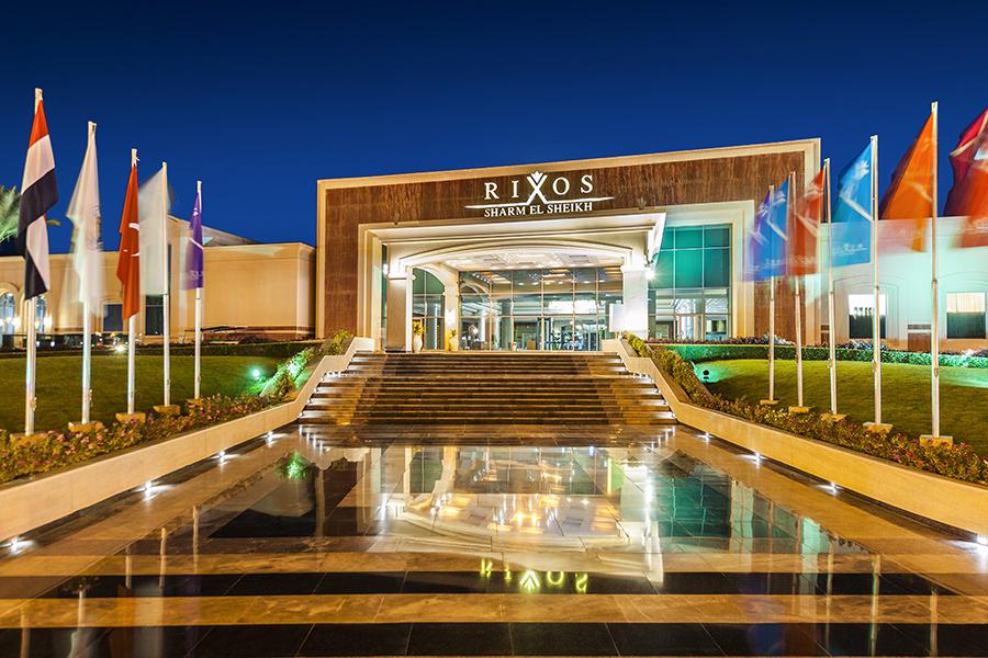 Hotel Rixos Sharm El Sheikh Resort 5* - Sharm El Sheikh 13