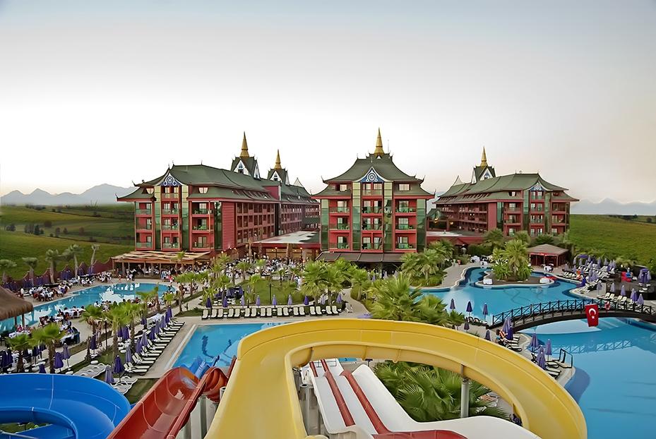 Siam Elegance Hotel & Spa 5* - Belek