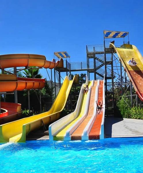 Hotel Mukarnas Spa Resort 5* - Alanya 8