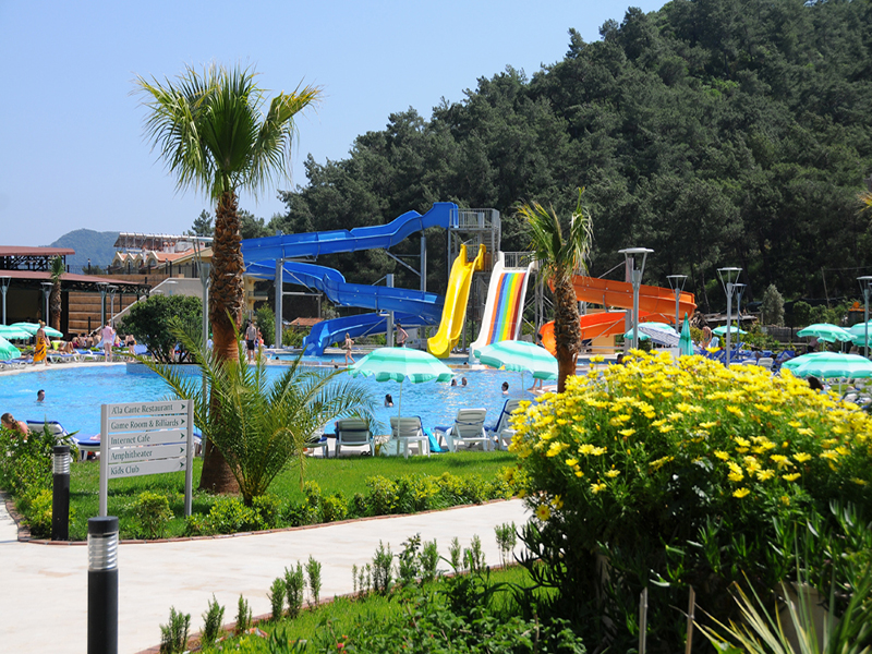 Hotel Green Nature Resort & Spa 5* - Marmaris 5