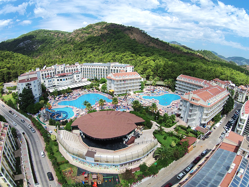 Hotel Green Nature Resort & Spa 5* - Marmaris 4