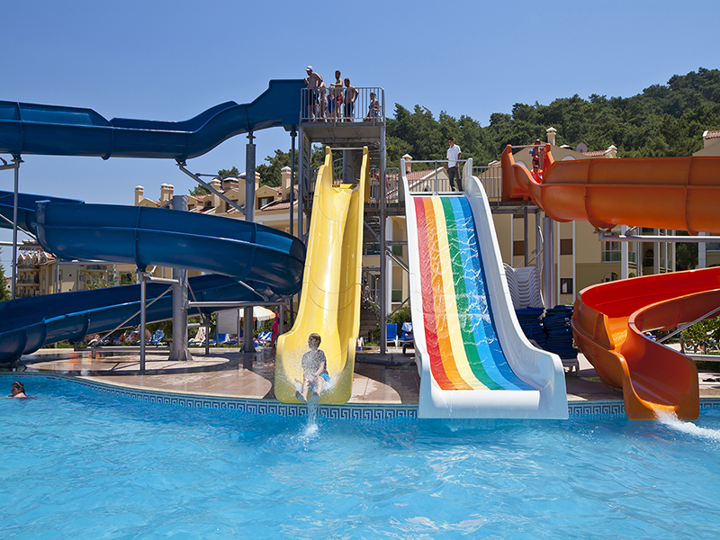 Hotel Green Nature Resort & Spa 5* - Marmaris 21