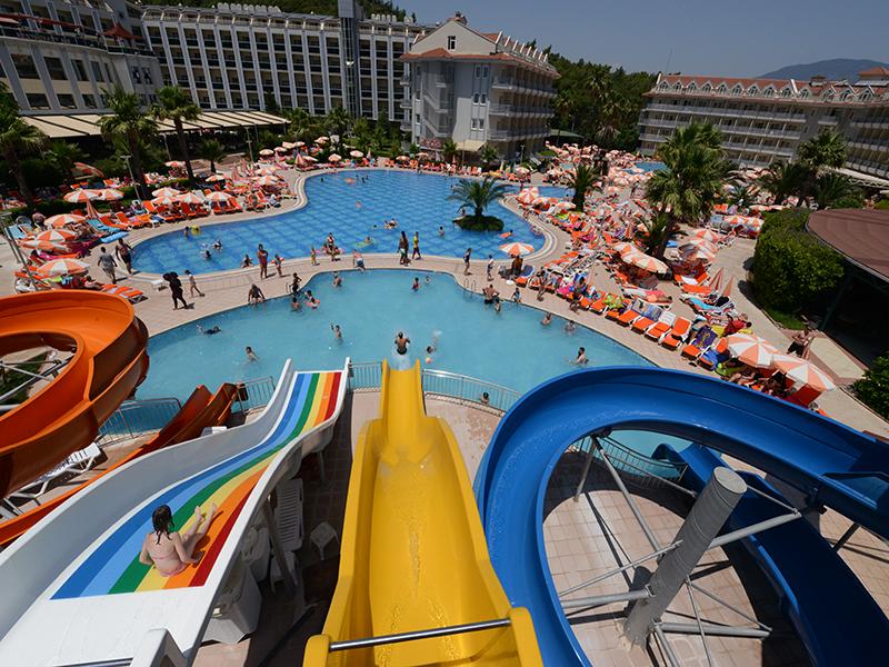 Hotel Green Nature Resort & Spa 5* - Marmaris 7