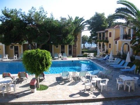 Hotel Iliessa Beach 3* - Zakynthos Argassi 9