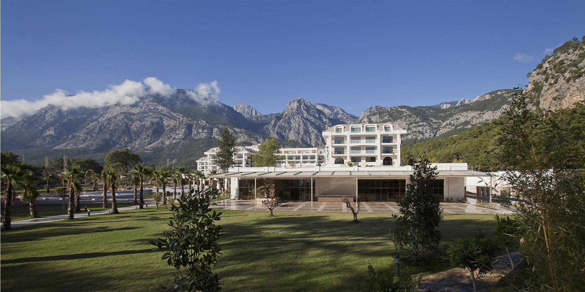 Hotel Premier Palace 5* - Kemer