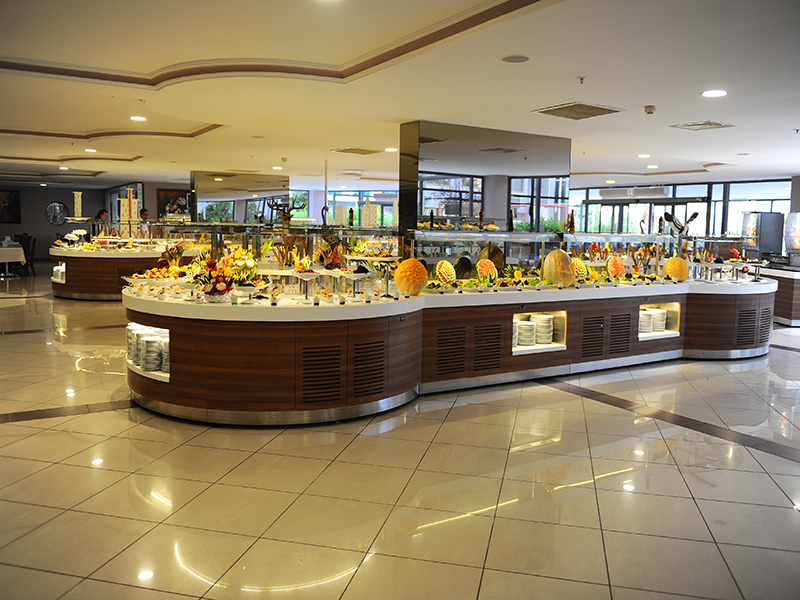 Hotel Green Nature Resort & Spa 5* - Marmaris 25