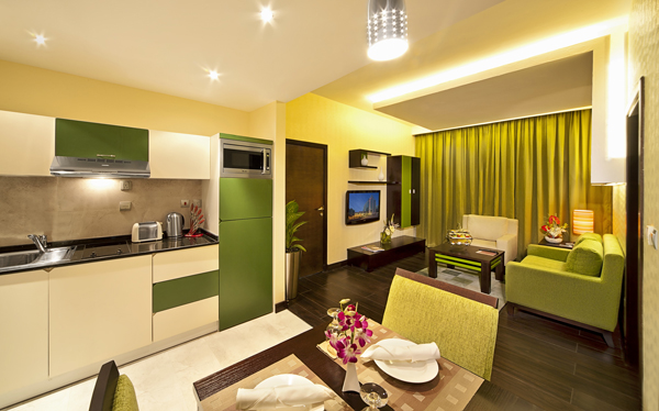 Hotel Marina View Apartments 4* - Dubai 24