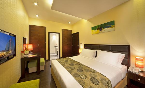 Hotel Marina View Apartments 4* - Dubai 25