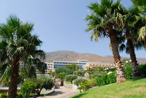 Hotel Royal Belvedere 4* - Creta Heraklion 21