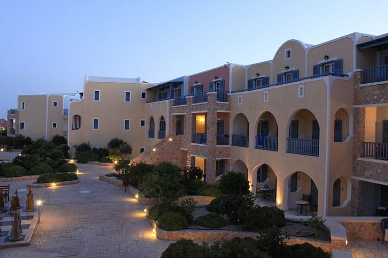 Hotel Santo Miramare 4* - Santorini 7