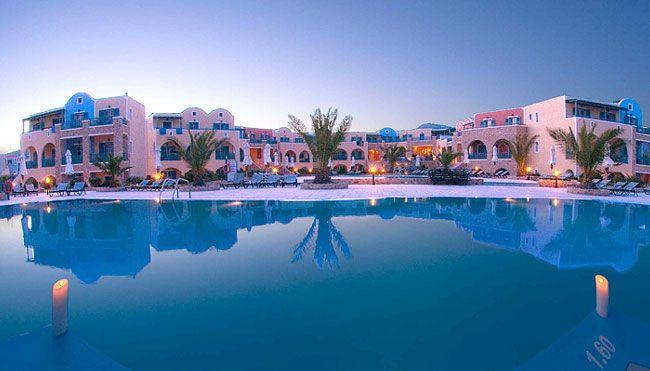 Hotel Santo Miramare 4* - Santorini 8
