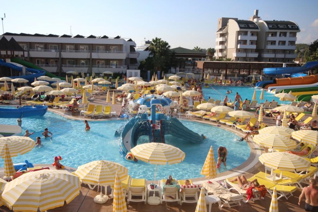 Hotel Eftalia Splash Resort 4* - Alanya 25