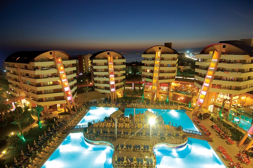 Hotel Alaiye Resort & Spa 5* - Alanya 21