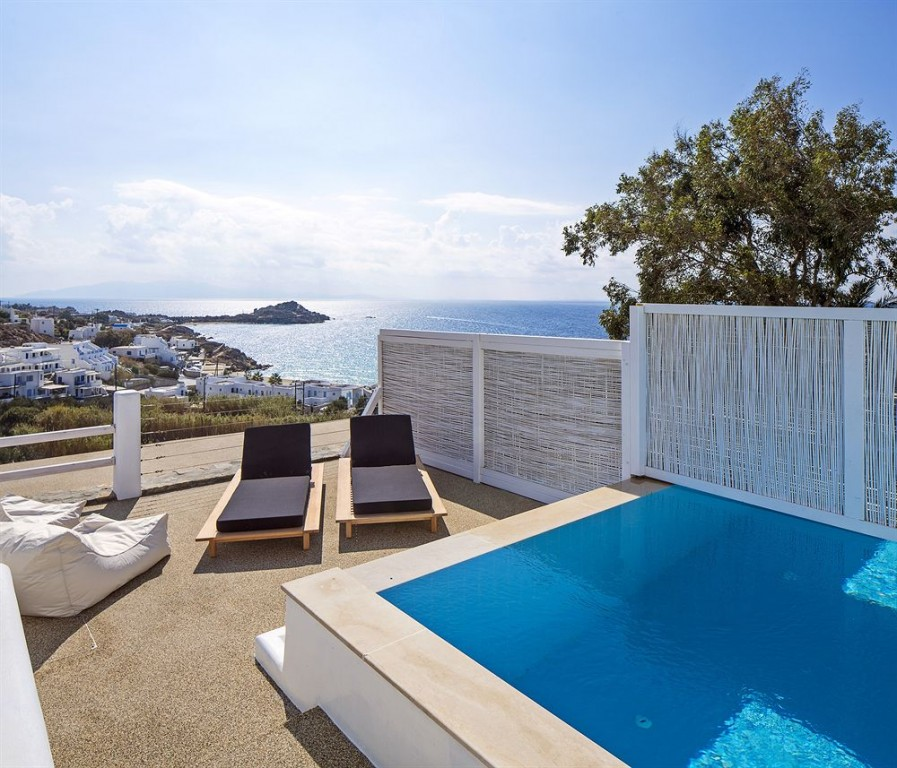 Hotel Myconian Ambassador & Thallaso Center 5* - Mykonos 1