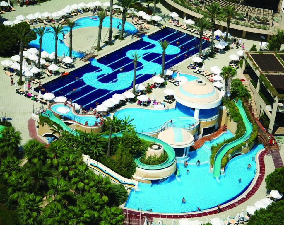 Revelion 2019 Hotel Limak Atlantis 5* - Belek, plecare 30 decembrie 22