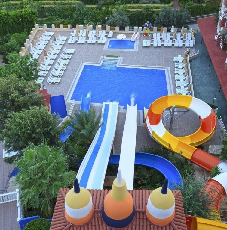 Hotel Club Paradiso Hotel 5* - Alanya 9