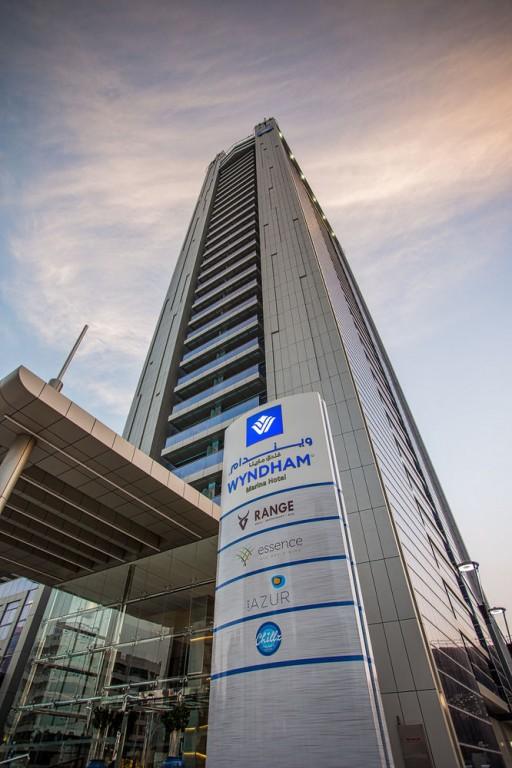 Hotel Wyndham Marina 4* - Dubai 5