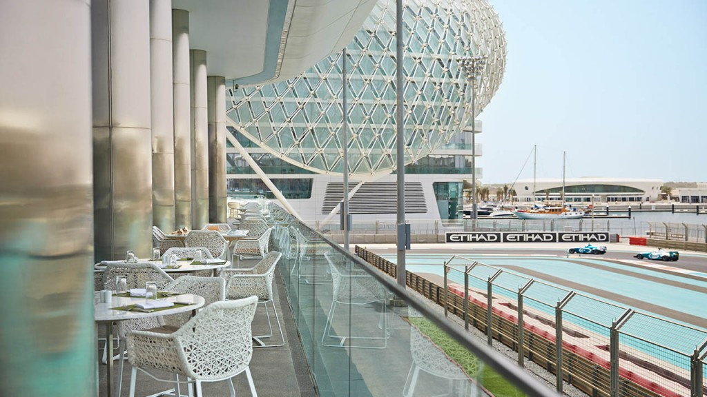Hotel Yas Viceroy Abu Dhabi 5* - Abu Dhabi 7
