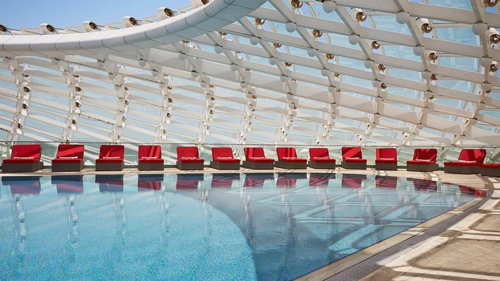 Hotel Yas Viceroy Abu Dhabi 5* - Abu Dhabi 9