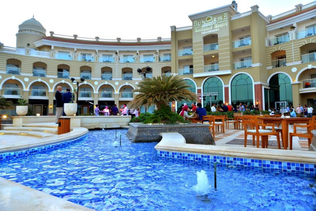 Hotel Sunrise Romance 5* - Hurghada ( adults only ) 5