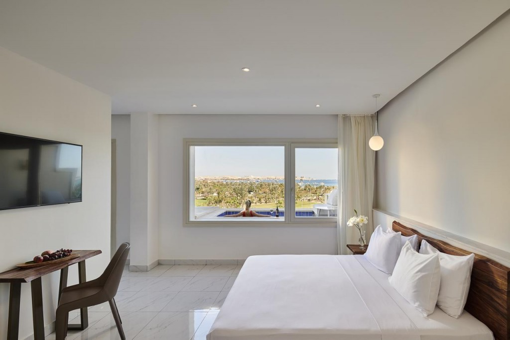 Hotel Steigenberger Pure Lifestyle 5* - Hurghada ( adults only ) 5