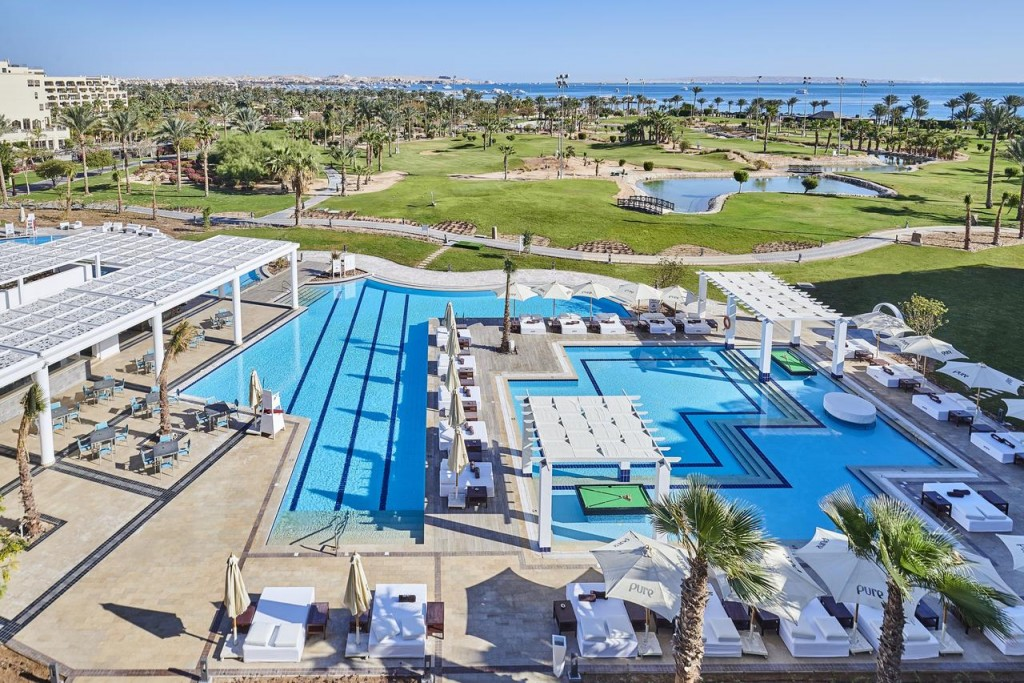 Hotel Steigenberger Pure Lifestyle 5* - Hurghada ( adults only ) 6