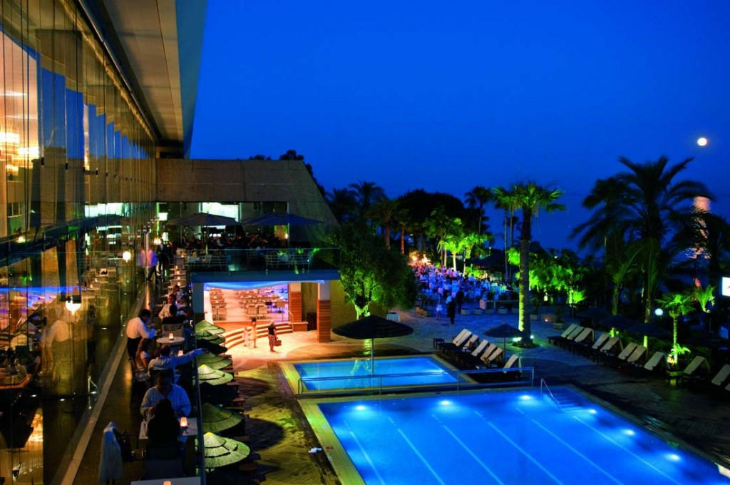 Hotel Amathus Beach 5* - Cipru 11