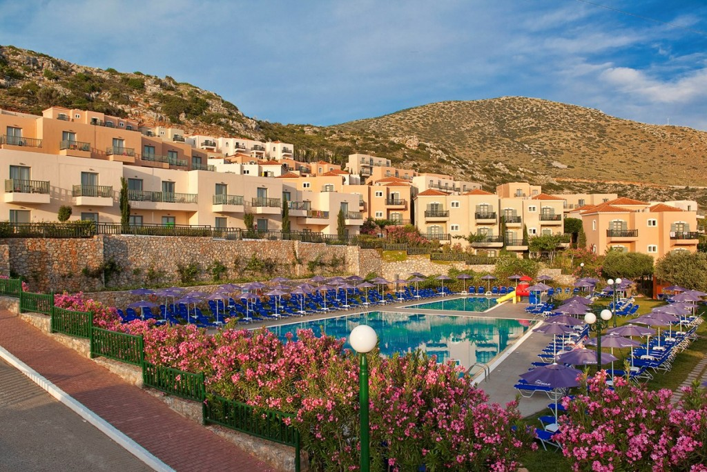 Hotel The Village Resort & Waterpark 4* - Creta 1