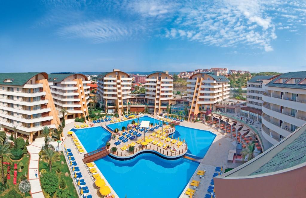 Hotel Alaiye Resort & Spa 5* - Alanya 22