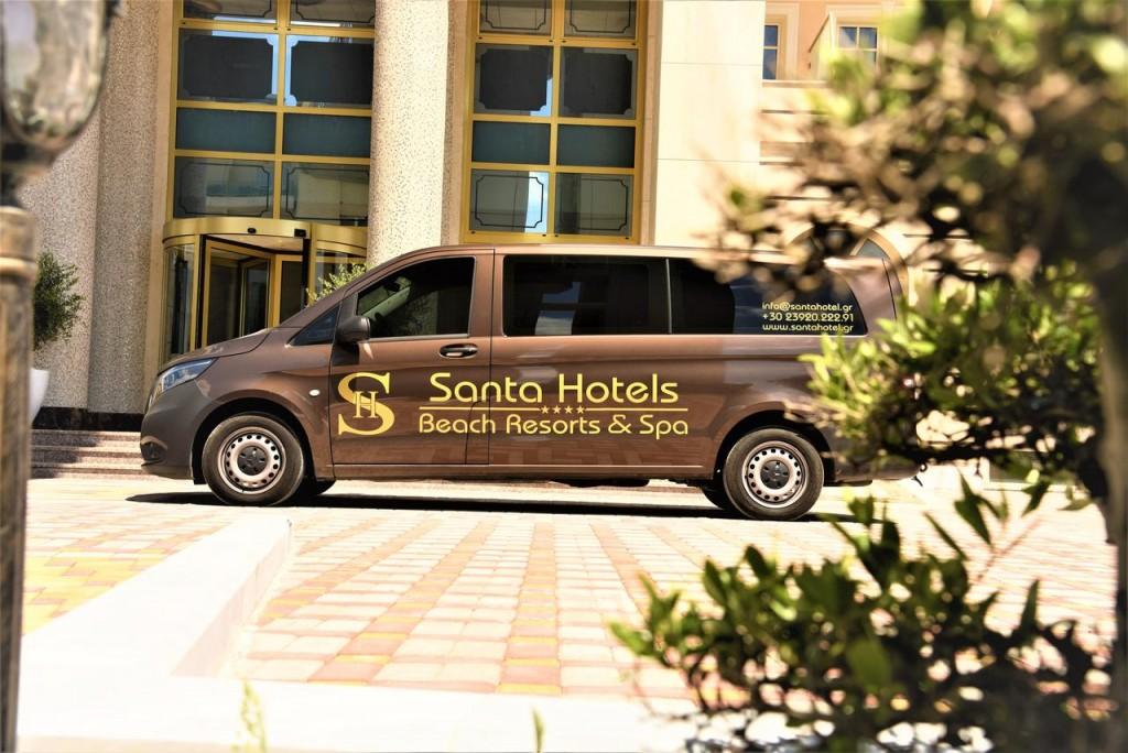 Wellnes Santa Resort 5* - Salonic 7